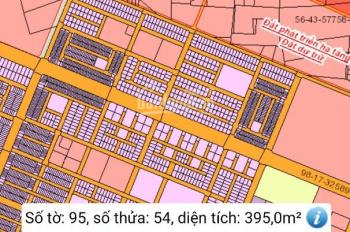 Bán đất mặt tiền đường 16m của Lê Hồng Phong, dự án HUD huyện Nhơn Trạch, giá 7tr/m2, LH 0967567807