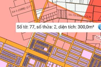 Bán đất mặt tiền đường 26m cạnh Lê Hồng Phong dự án HUD huyện Nhơn Trạch, giá 8tr/m2, 0967567807