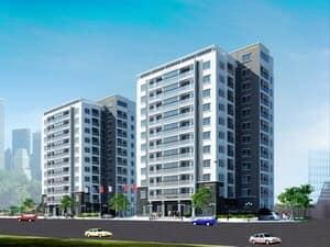 Chủ đầu tư Hanco 3 xin thông báo nhận bổ sung hồ sơ NOXH dự án N07 Sài Đồng - Long Biên - 13.7tr/m2