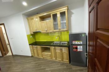 Cho thuê chung cư mini 1 phòng ngủ, phòng khách có đủ đồ 40m2 sàn gỗ ngõ 221 Tôn Đức Thắng