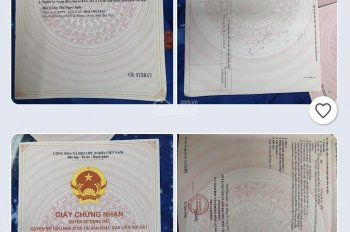 Bán 2622m2 đất xã Ngọc Thanh - Phúc Yên - Vĩnh Phúc - sổ đỏ chính chủ