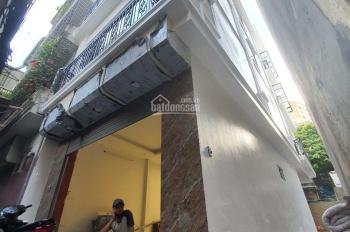 Bán nhà 2 mặt ngõ phố Đại La Trần Đại Nghĩa cách trường Bách Khoa Kinh Tế 300m SĐCC 50m2 xây mới 5T