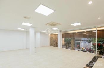 Cho thuê tòa nhà siêu đẹp tại Mễ Trì 180m2 x 9T thông sàn, MT 18m làm văn phòng, phòng khám