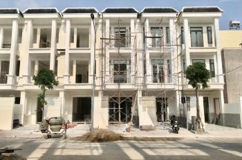 Nhà mới xây 100% gần ngã 4 Miếu Ông Cù, 1 trệt 2 lầu, sổ sẵn giá rẻ