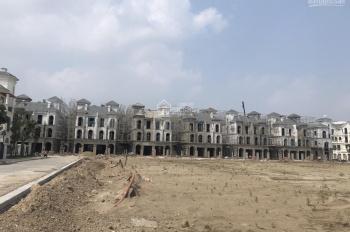 Bán biệt thự song lập HA2 150m2 Đông Nam 12 tỷ bao phí trung tâm được kinh doanh mặt đường 30m