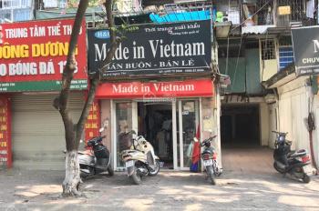Sang nhượng cửa hàng quần áo mặt phố Nghĩa Tân (kinh doanh tốt: 0902048090) 230 triệu