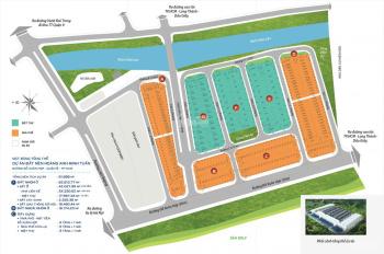 Bán đất nền thuộc dự án KDC Hoàng Anh Minh Tuấn, vị trí đẹp giao thông thuận lợi, sổ đỏ cá nhân