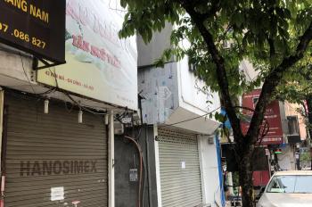 Chính chủ cho thuê cửa hàng mặt đường Kim Mã, dt 15m2, mặt tiền 3m