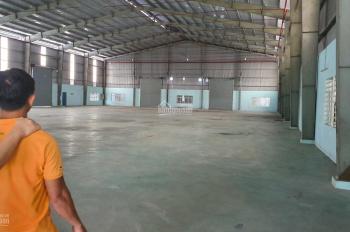 Cho thuê kho nhà xưởng sản xuất trong khu công nghiệp Hiệp Phước DT 2000m2 đến 15.000m2