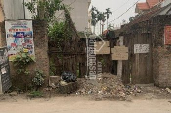 Bán đất 39.9m2 mặt đường Yên Vĩnh, Kim Chung, Hoài Đức tiện kinh doanh