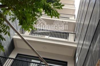 Cho thuê nhà mới xây MP Thi Sách, 300m2, xây dựng 200m2 x 6 tầng, thang máy. LH: 0946850055