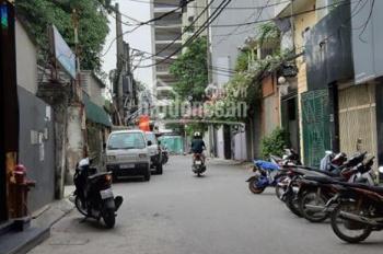 Bán nhà phố Láng Hạ 60m2 x 7 tầng MT 4,2m giá bán 15,6 tỷ đường trước nhà 2 ô tô tránh cách phố 30m