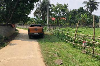 Bán mảnh đất diện tích 720m2, 2 mặt tiền tại xóm Đầm Rái, Nhuận Trach, Lương Sơn, Hòa Bình