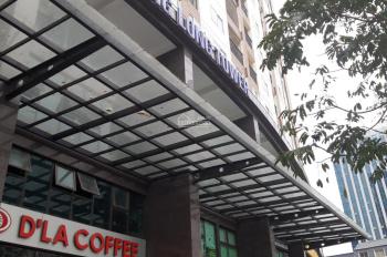 Cho thuê văn phòng khu Trung Kính (Chỉ 160 nghìn/m2/th * 200m2), tòa nhà lớn