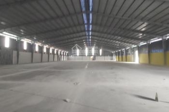 Cho thuê 4000m2 kho xưởng mặt tiền ĐT 743B, gần ngã ba Ông Xã, thị xã Dĩ An, tỉnh Bình Dương