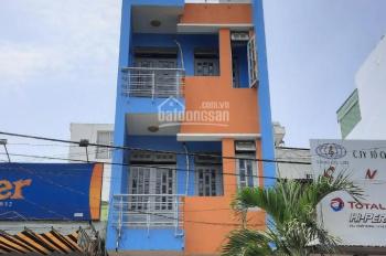 Bán nhà MTKD Nguyễn Cửu Đàm, P. Tân Sơn Nhì, Q. Tân Phú, DT 4x20m, 3 lầu ST, giá 11.8 tỷ