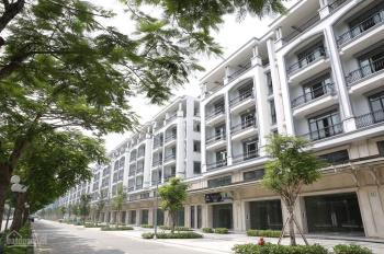 Cần bán căn shophouse mặt tiền đường Nguyễn Thị Nhung nằm trong KĐT Vạn Phúc, Q5, DT 7x20m