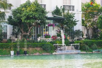Bán đơn lập Hoa Lan 5, 406m2, 31 tỷ, để lại nội thất, view sông thoáng, nội khu cực đẹp
