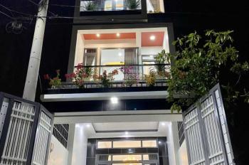 Nhà 1 trệt 3 lầu Lê Văn Chí, phường Linh Trung, Thủ Đức