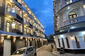 Nhà phố hiện đại 3 lầu mới hoàn thiện cao cấp khu Petechim đường Huỳnh Tấn Phát, giá 5.5 tỷ