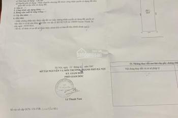 Cần bán mảnh đất ngõ 30 Tả Thanh Oai, DT 36m2, giá 1.2 tỷ. LH 090 1736269