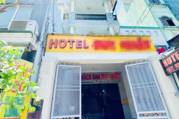 Bán khách sạn 12 phòng mặt tiền đường Lý Phục Man, Phường Bình Thuận, Quận 7