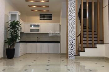 Bán nhà ngõ 296 Minh Khai, DT 45m2 x 5 tầng xây mới