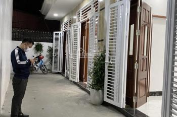 Nhà 35m2*5T mới, xe tải đỗ cổng ngõ 197/92 phố Mai Động, Minh Khai