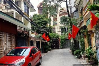 Bán nhà mặt phố Yên Lạc, gara ô tô, 126m2, phân lô vip 100 triệu/m2, 13 tỷ, LH 0378961828