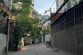 Bán nhà 3 lầu đường Phan Xích Long, P.7, Q. PN. Cách MT 50m, giá 7.8 tỷ, giáp với Quận 1, DT 65.6m2