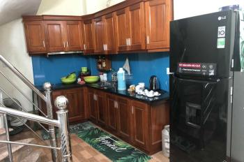 Cho thuê nhà 3,5 tầng 2PN đầy đủ đồ đẹp, nhà mới giá 5.5tr/tháng, LH: 0946913368
