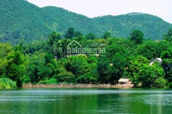 Bán biệt thự nghỉ dưỡng DT 1700m2 tại trung tâm thị trấn Đại Từ, Thái Nguyên. LH 0903483435