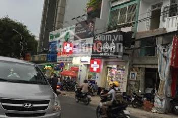 Cho thuê nhà nguyên căn Nguyễn Trãi, P8, Q5 (đường 2 chiều, ngay góc ngã 5 Nguyễn Trãi với Trần Phú