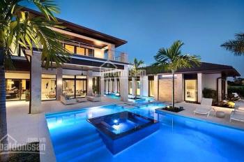 Cần cho thuê gấp biệt thự có hồ bơi, PMH Q7 nhà đẹp, nội thất cao cấp 350m2 giá 86 tr/th 0977771919