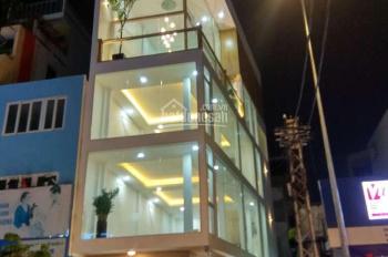 Bán nhà mặt tiền đường Lê Hồng Phong - Nguyễn Trãi, Q5, DT: 4mx13m, 6 lầu, HĐ thuê 80tr/th
