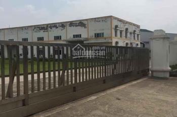 Bán kho nhà xưởng 3 ha đất công nghiệp tại Thuận Thành, Bắc Ninh, có 17.000m2 kho xưởng. 85 tỷ