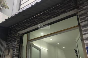 Nhà Q6 1 trệt 1 lầu 60m2. Nhà mới nhận ở ngay - chính chủ - 0938295519, sổ hồng trao tay
