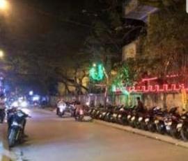 Bán nhà phố Khương Hạ, DT 100m2, mặt tiền 5m đang kinh doanh cafe, giá 14 tỷ