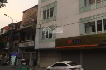 Gấp, mặt phố Thái Thịnh, DT 118m2 x 6 tầng, MT 6.9m, giá 33.8 tỷ