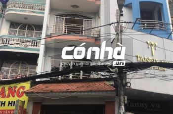 Cho thuê nhà mặt tiền đường Yên Thế, quận Tân Bình. Khu chuyên văn phòng công ty sân bay - Có Nhà