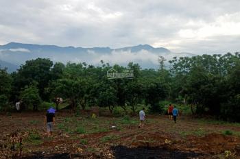 Bán mảnh đất giá rẻ làm nghỉ cuối tuần, nhà vườn, trang trại giá rẻ ở TT Lương Sơn