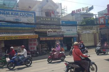 Bán nhà mặt tiền kinh doanh đường Âu Cơ, Q Tân Phú, DT 9x27m, ngay bệnh viện Tân Phú. Giá 38 tỷ TL