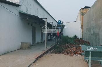 Bán dãy trọ 125m2 + 200m2 thổ cư, giá 10 triệu/m2, tại Tỉnh lộ 10 cách khu công nghiệp 200m