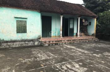 Chuyển nhượng khuôn viên sân vườn tại xã Hòa Thạch, Quốc Oai, Hà Nội