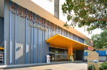 Cho thuê căn hộ Charmington La Pointe, Cao Thắng, Q10, giá chỉ 8 triệu/tháng. LH: 0938 655 315