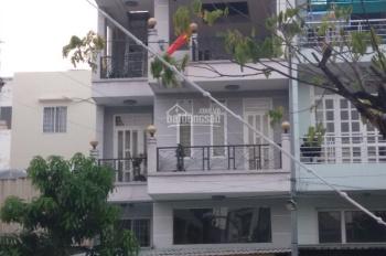 Cần bán nhanh nhà hẻm vip 12m Phan Huy Ích, P. 15, Tân Bình. Nhà 4 tầng mới cứng bán nhanh 7.5 tỷ