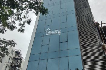 Cần cho thuê tòa văn phòng phố Thọ Tháp, KĐT Dịch Vọng. DT 135m2 x 7 tầng, LH 0984250719