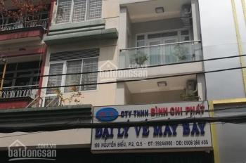 Bán nhà mặt tiền 1 đời chủ Phạm Hữu Chí, P12, Q5, DT 3.4x11m, kết cấu 3 lầu, giá 11 tỷ