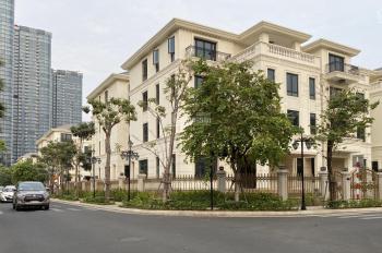 Cho thuê biệt thự Vinhomes Ba Son đã hoàn thiện nội thất giá chỉ 140 triệu/tháng