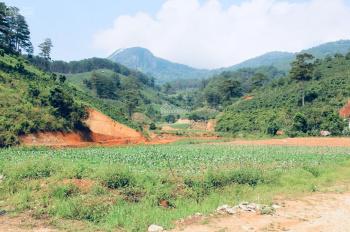 Bán 540m2 có 200m2 xây dựng, tại Định An chân đèo Pren, cách TP Đà Lạt 10 km